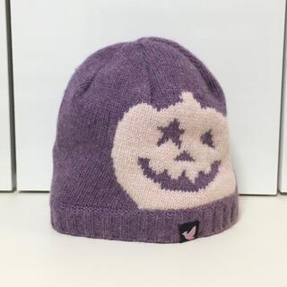 ウィゴー(WEGO)の【最終価格!】雑誌掲載♡未使用*SMADDY パンプキンニット帽(ニット帽/ビーニー)