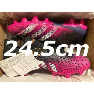 アディダス(adidas)のアディダス プレデター フリーク .1 HG/AG 24.5cm(シューズ)