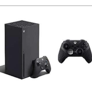 Xbox - Xbox Series X + Xbox Elite  コントローラー セット