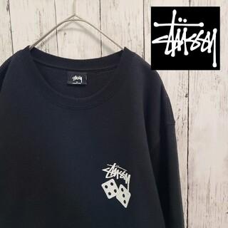 STUSSY - 【入手困難☆即完売モデル】ステューシー サイコロ ダイス トレーナー スウェット