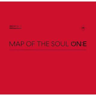 防弾少年団(BTS) - DVD BTS MAP OF THE SOUL ON:E