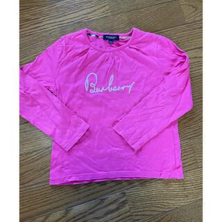 バーバリー(BURBERRY)のバーバリー 120 カットソー(Tシャツ/カットソー)