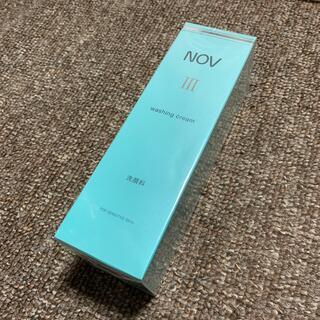 ノブ(NOV)の<新品>ノブ 洗顔料 (洗顔料)