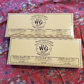 TWG  tea  コットンバッグティー 15袋×2セット
