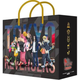 BANDAI NAMCO Entertainment - 東京リベンジャーズ ナムコ限定 ノベルティ ショッパー