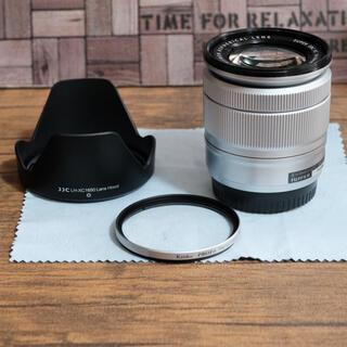 富士フイルム - 富士フィルム XC 16-50mm F3.5-5.6 OIS Ⅱ シルバー