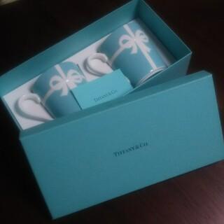 Tiffany & Co. - ティファニー マグカップ ペア