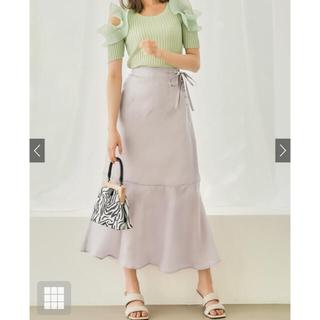 GRL - GRL グレイル ロングスカート