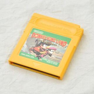 ゲームボーイ(ゲームボーイ)のゲームボーイ/ドンキーコングランド/81(携帯用ゲームソフト)