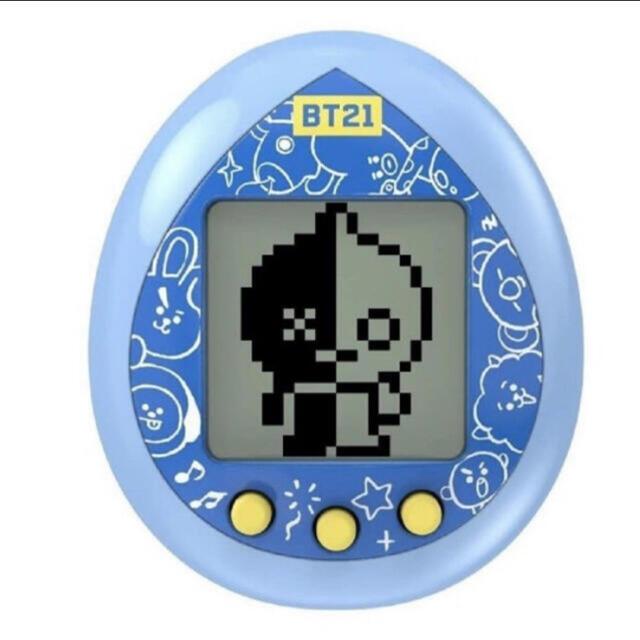 防弾少年団(BTS)(ボウダンショウネンダン)のBT21 たまごっち エンタメ/ホビーのおもちゃ/ぬいぐるみ(キャラクターグッズ)の商品写真