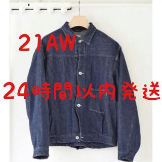COMOLI - COMOLI コモリ 21AW デニムジャケット size4 新品未使用