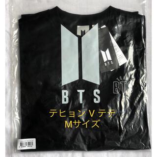 防弾少年団(BTS) - team BTS Tシャツ v テヒョン テテ Mサイズ LuckyBox 公式