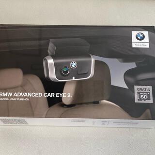 BMW - BMW 純正  ドライブレコーダー  ADVANCED CAR EYE2