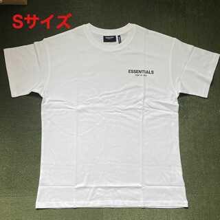 フィアオブゴッド(FEAR OF GOD)のESSENTIALS FEAR OF GOD Tシャツ Sサイズ(Tシャツ/カットソー(半袖/袖なし))