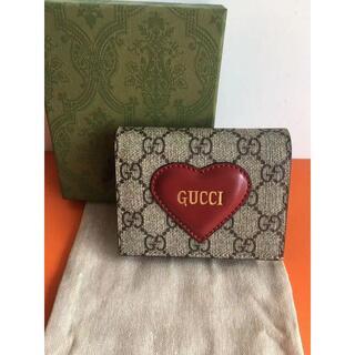 Gucci - GUCCI 財布 バレンタイン ハート
