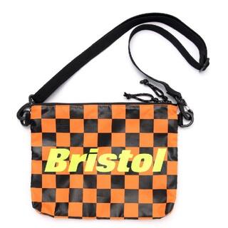 エフシーアールビー(F.C.R.B.)のF.C.Real Bristol ORANGE BAG(ショルダーバッグ)