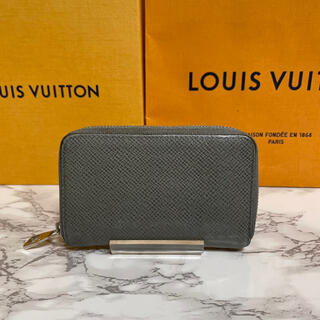 LOUIS VUITTON - 希少✨ ルイヴィトン LOUIS VUITTON タイガ コインケース ジッピー