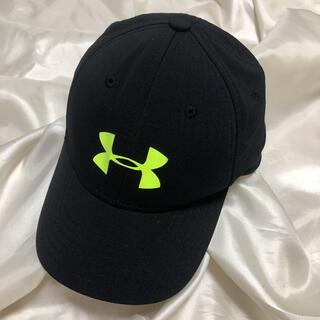 UNDER ARMOUR - アンダーアーマーキッズ キャップ 帽子