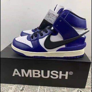 AMBUSH X NIKE DUNK HIGH 28cm