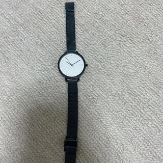 スカーゲン(SKAGEN)のスカーゲン 腕時計 レディース ネイビー(腕時計(アナログ))
