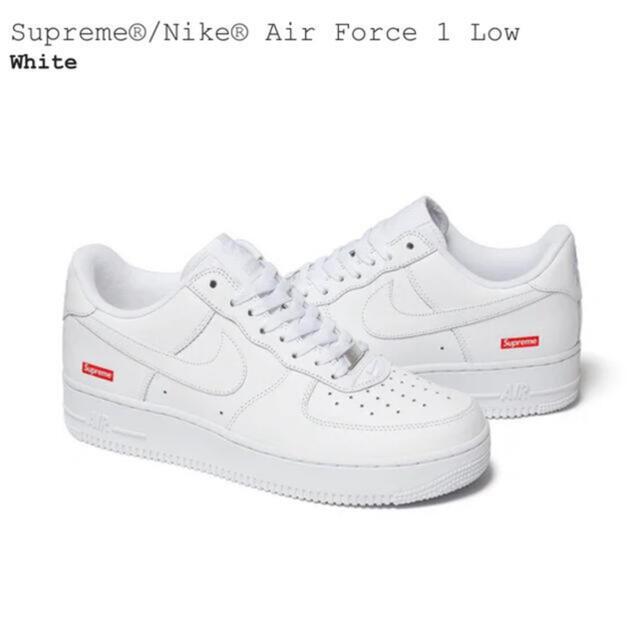 Supreme(シュプリーム)のSupreme®︎/Nike®︎ Air Force 1 Low メンズの靴/シューズ(スニーカー)の商品写真
