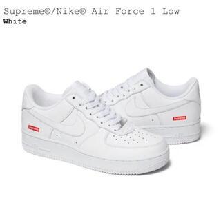 Supreme - Supreme®︎/Nike®︎ Air Force 1 Low