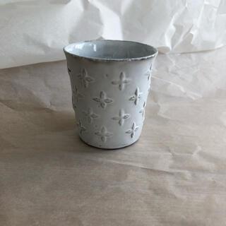 アッシュペーフランス(H.P.FRANCE)のAstier de Villatte ゴブレット 新品未使用(食器)
