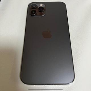Apple - iPhone 12 Pro Max パシフィックブルー 128GB SIMフリー