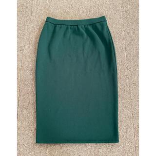 ルシェルブルー(LE CIEL BLEU)のルシェルブルータイトスカート(ひざ丈スカート)