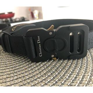 ディオール(Dior)のDIOR × ALYX  CD backle belt(ベルト)