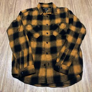 ビームス(BEAMS)のbeams ネルシャツ ブロックチェック オンブレ(シャツ)