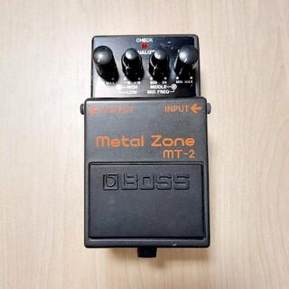 ボス(BOSS)のMT-2 metal zone ボス メタルゾーン エフェクター(エフェクター)