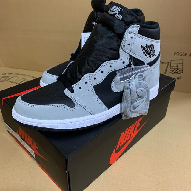 NIKE(ナイキ)のNIKE shadow  AJ1 Jordan1 メンズの靴/シューズ(スニーカー)の商品写真