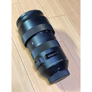 SIGMA - Nikon用 SIGMA 100-400mm F5-6.3 DG OS HSM