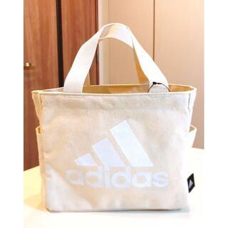 adidas - ≦新品≧ adidas 【キャンバストート手提げバッグ】◆送料込