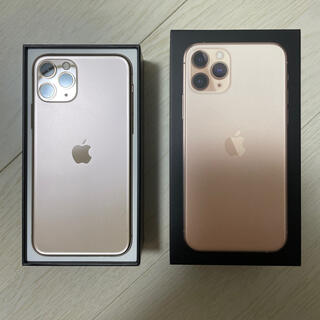 Apple - iPhone11pro 64GB GOLD SIMフリー