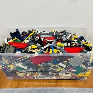 レゴ(Lego)のLEGOブロック 大量 14.5キロセット(知育玩具)