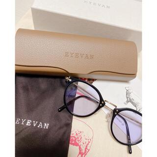 Ayame - EYEVAN E-0505 ピアノブラック×ゴールド