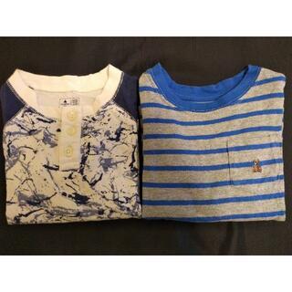 ベビーギャップ(babyGAP)のGAP2枚セット長袖Tシャツ(Tシャツ)