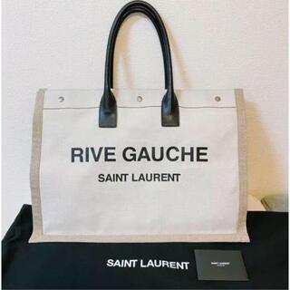 Saint Laurent -  即日発送 サンローラン リヴゴーシュ トートバッグ