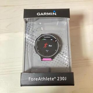 ガーミン(GARMIN)のGARMIN230(トレーニング用品)