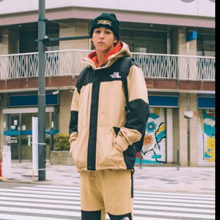 THE NORTH FACE - BEAMS THE NORTH FACE コラボ 初期