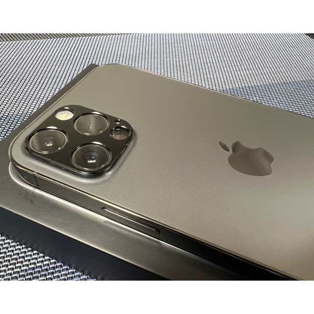 Apple(アップル)のApple iPhone 12 pro 512GB simフリー スマホ/家電/カメラのスマートフォン/携帯電話(スマートフォン本体)の商品写真