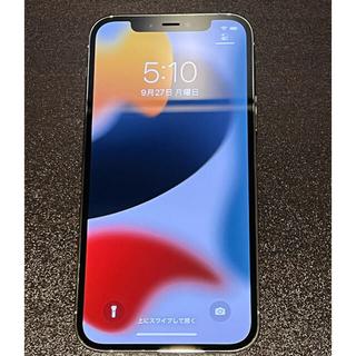 iPhone - iPhone12 Pro 256GB シルバー SIMフリー
