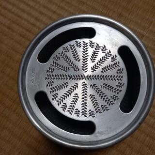 新光堂  銅製すりおろし器 5寸