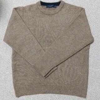 レイジブルー(RAGEBLUE)のRAGEBLUE レイジブルー ニット セーター ブラウン キャメル Mサイズ(ニット/セーター)