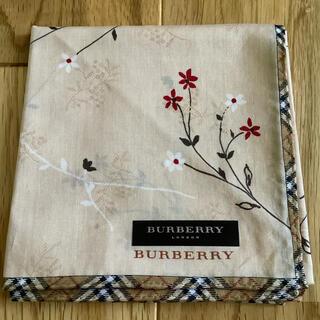 バーバリー(BURBERRY)のBURBERRY バーバリー ハンカチ  2枚セット(ハンカチ)