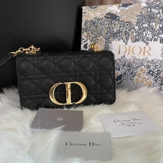 Christian Dior - DIOR CARO マイクロバッグ