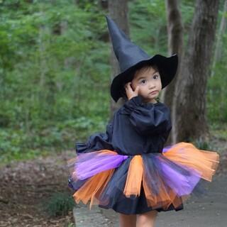 ハロウィン 魔女セット(衣装一式)