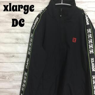 XLARGE - xlarge  エクストララージ プルオーバー ナイロンジャケット